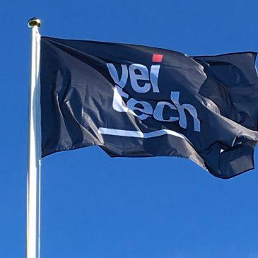 Veitech laddar med flera nya projekt inför hösten