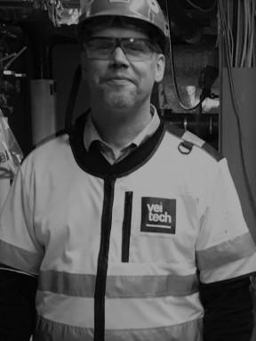 Veitech välkomnar Håkan Olsson