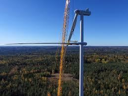 Veitech bidrar i vindkraftpark åt Stena Renewable