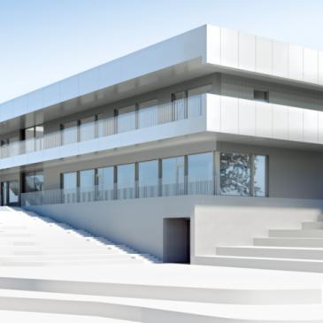Veitech levererar till ny förskola i Kungsängen
