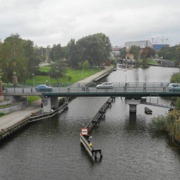 Veitech uppgraderar teknik på bro