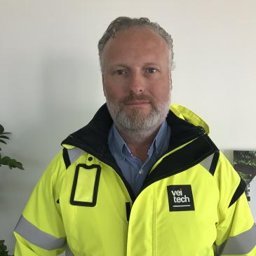 Veitech välkomnar Peter Wilén